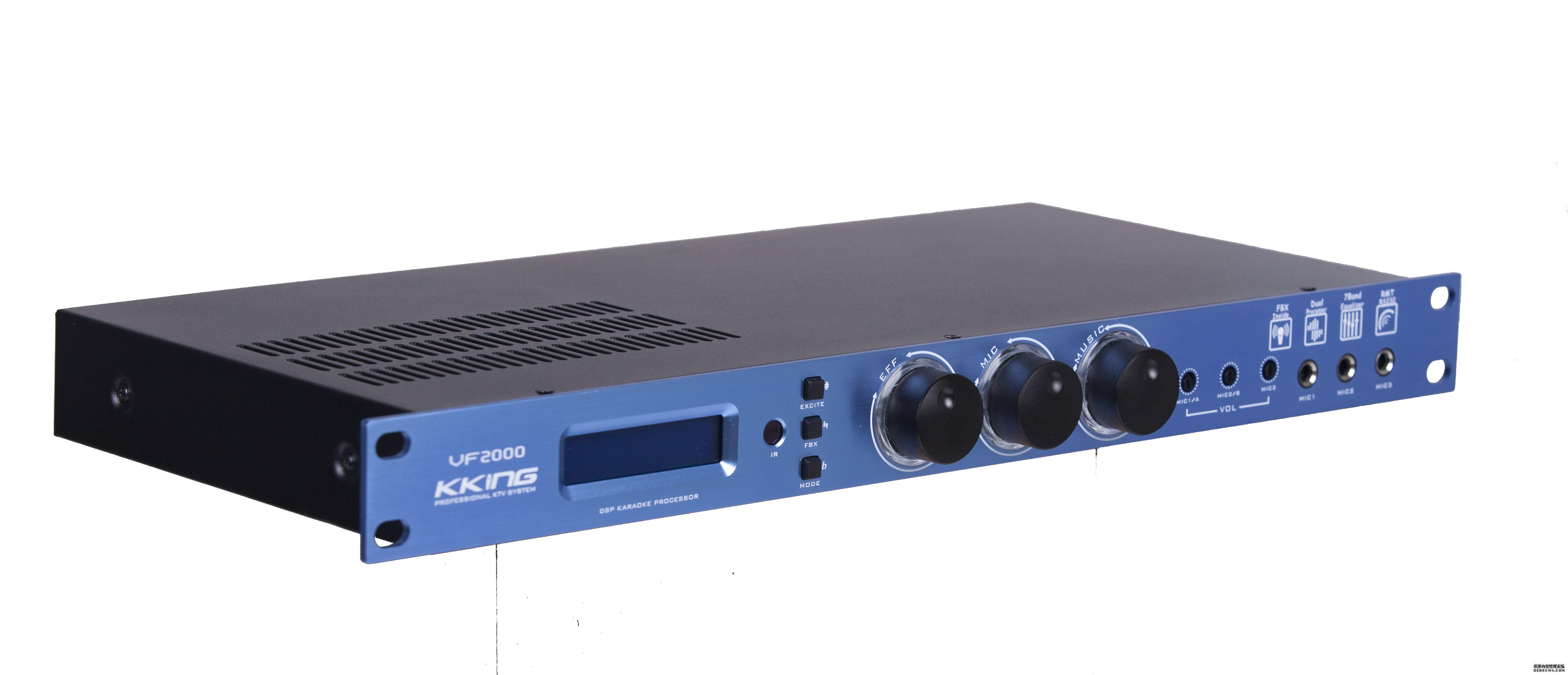 VF-2000前级效果器