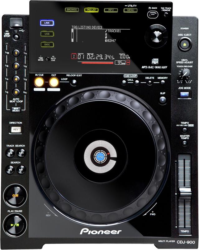 先锋 CDJ-900碟机